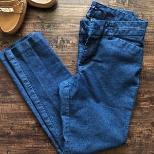 Gap crop pants